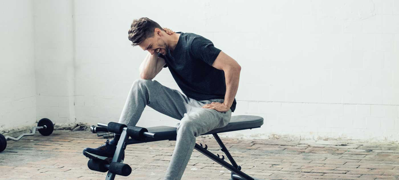 How to Avoid Neck Pain and Injury From Exercising