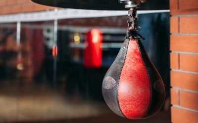 How Speed Bag Punching Can Up Your Fitness
