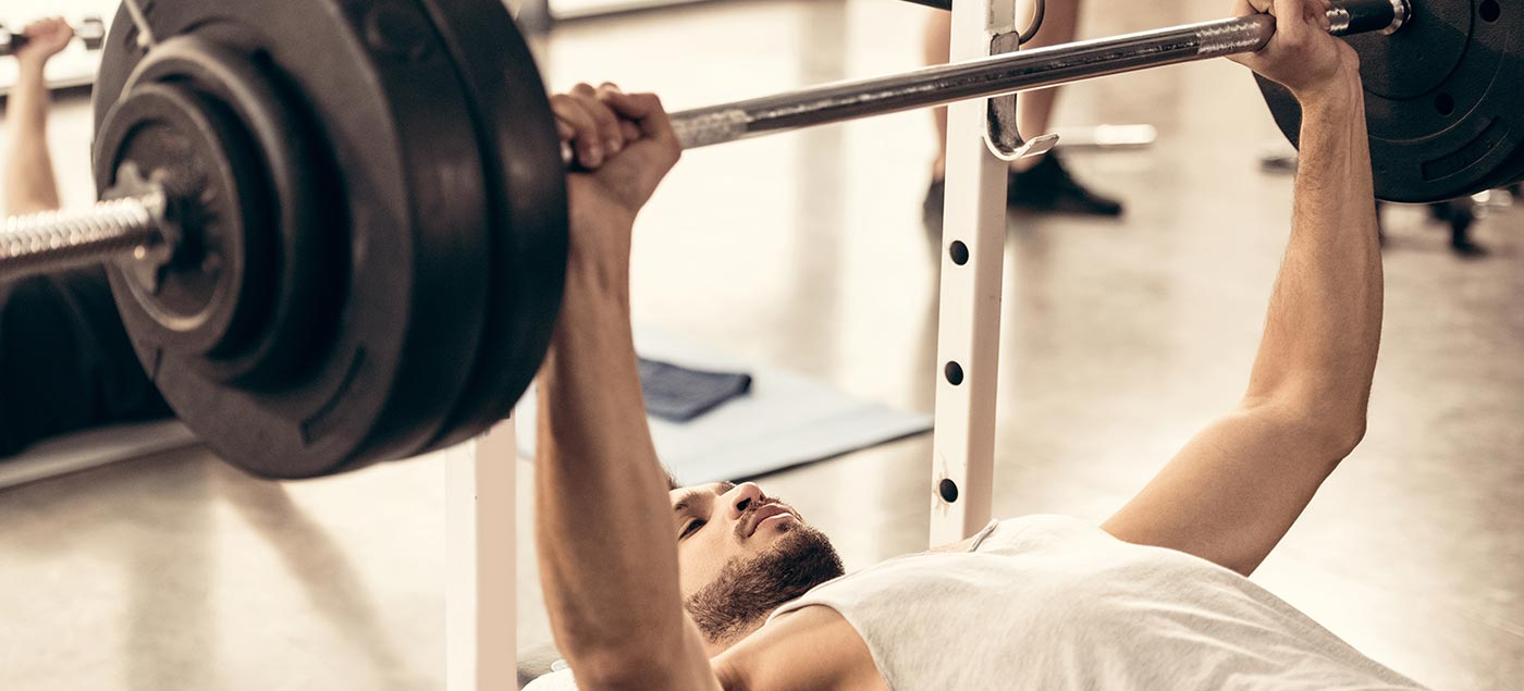 Your Bench Press Weight And How To Increase It Exercise Co Uk