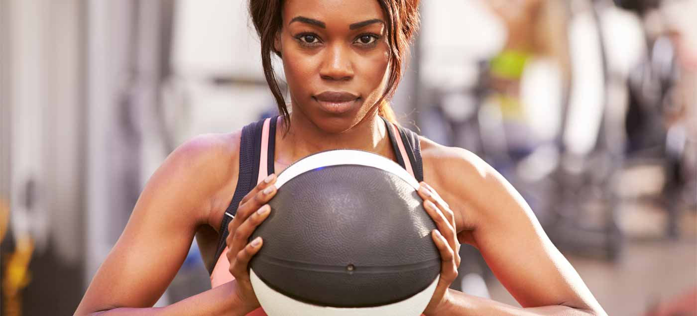 The Best Medicine Ball Exercises and Why They're so Good