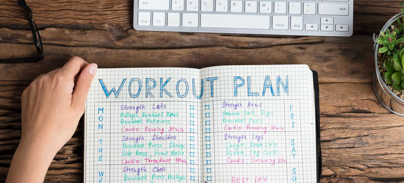 Why You Need to Plan Your Workout Routine