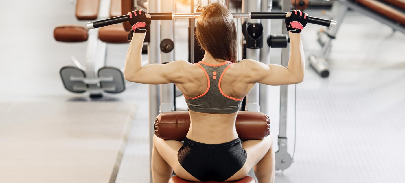 5 of the Best Exercises for Your Lats