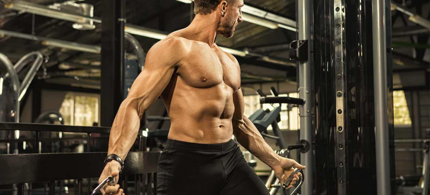 Chest training: the 5 best exercises