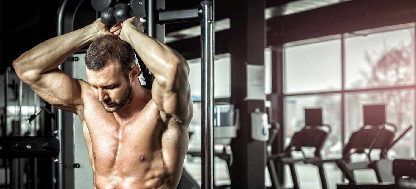 The 5 Best Tricep Exercises