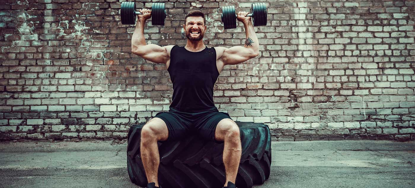 5 of the Best Exercises for Your Front and Side Delts
