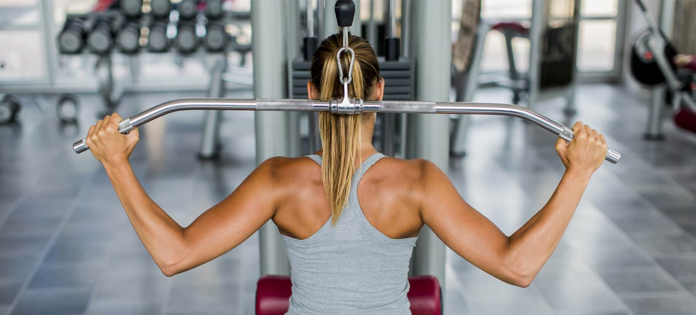 Why You Need to Avoid the Behind the neck press and pull down