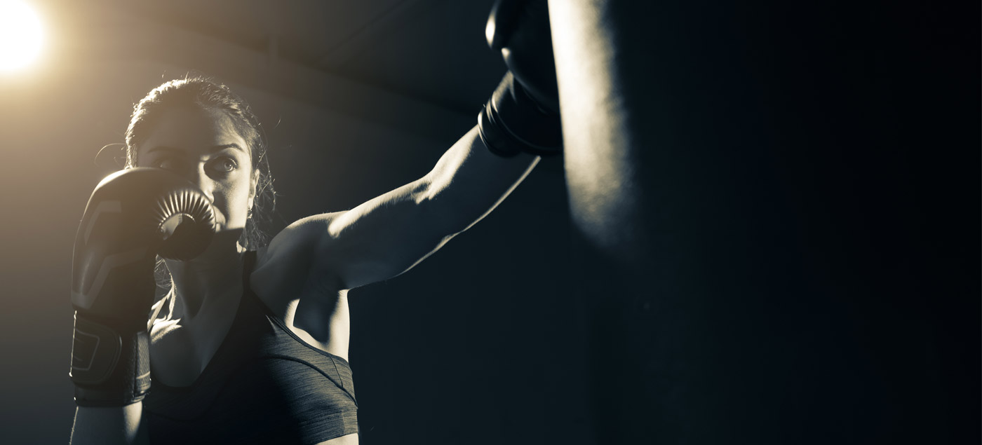 The Boxing Workout That Will Get You Fighting Fit
