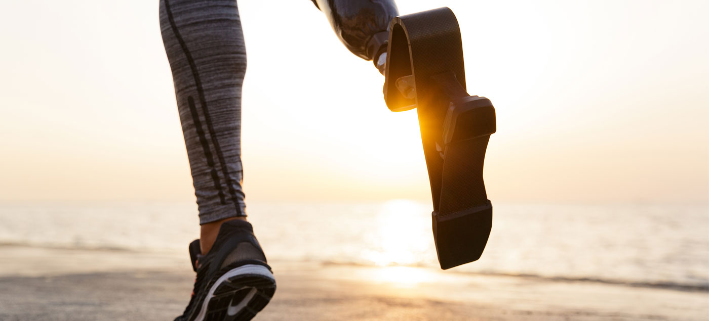 Exercise for Everybody: Outdoor Exercise with a Disability