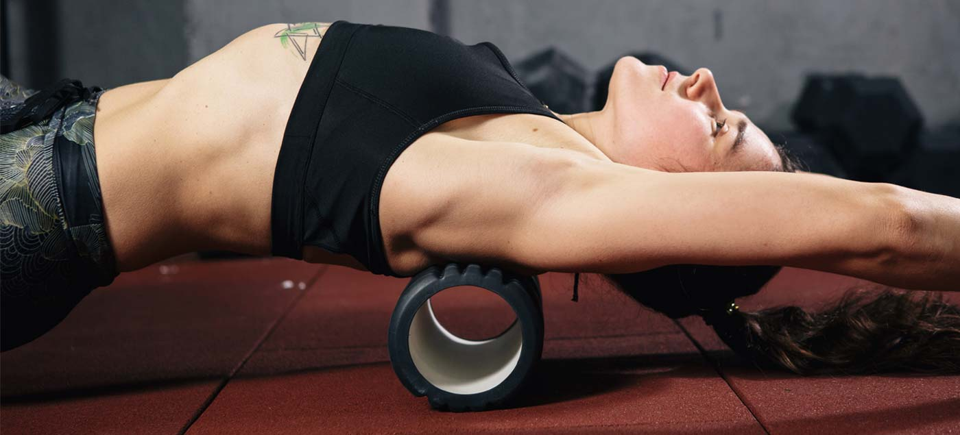 ​Foam Rolling to Fight Soreness