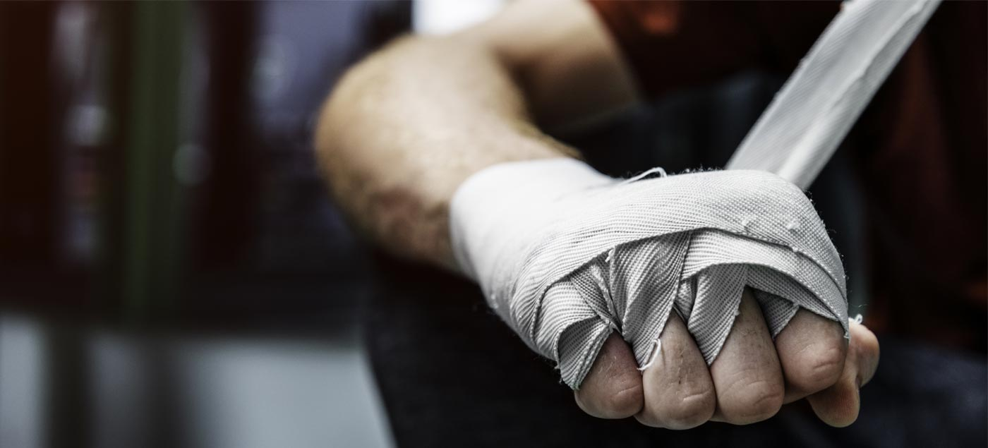 Boxing Hand Wraps and How to Use Them