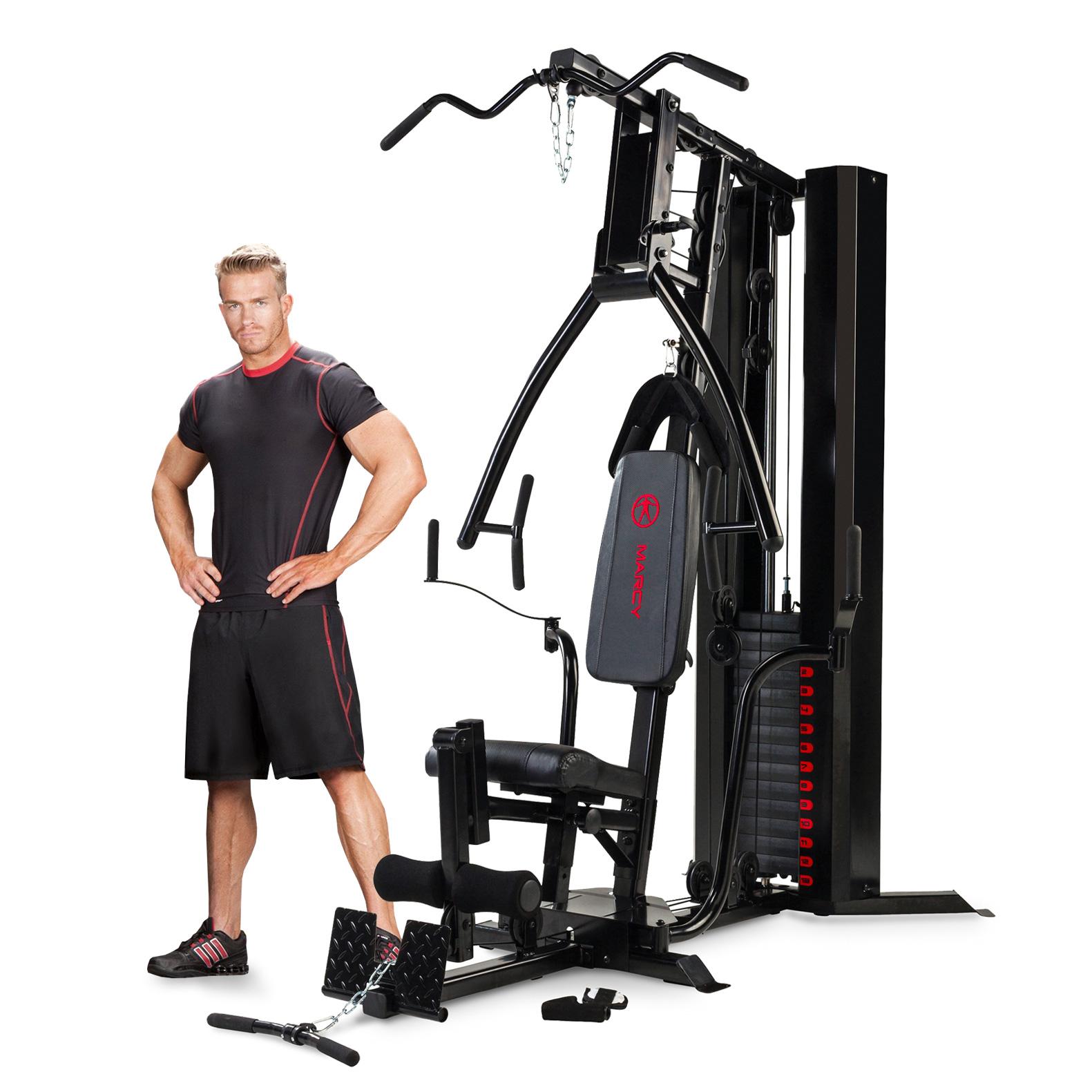 6-Week Beginners Multi Gym Workout Plan - Exercise co uk