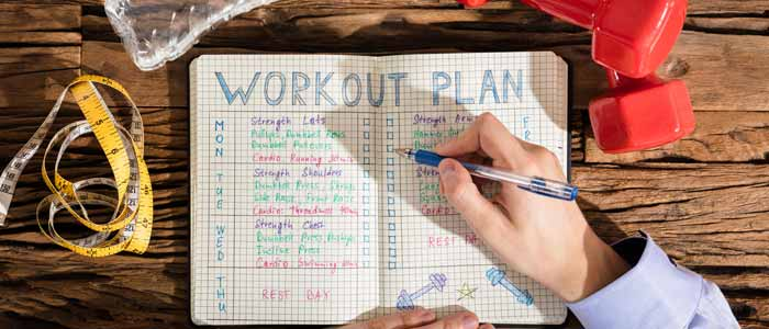 workout plan example
