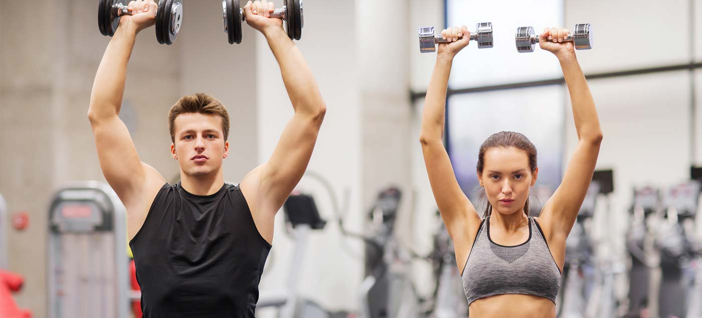 The Best and Worst Ways to Shoulder Press