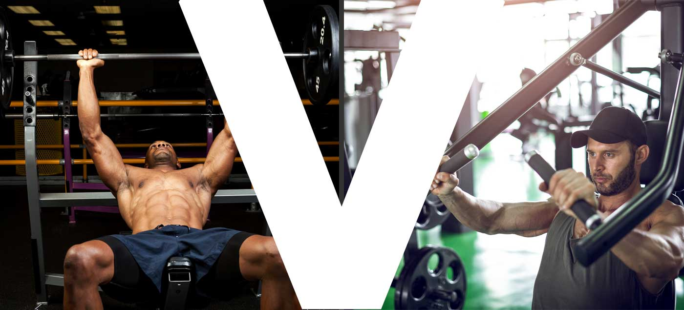 Stupendous Titans Of Training Bench Press Vs Machine Chest Press Gmtry Best Dining Table And Chair Ideas Images Gmtryco