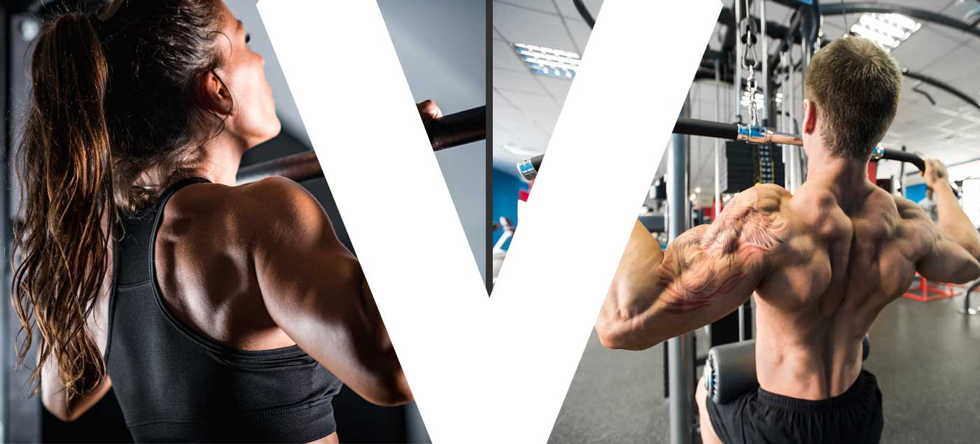 ​Titans of Training: Lat Pull Downs vs Pull Ups