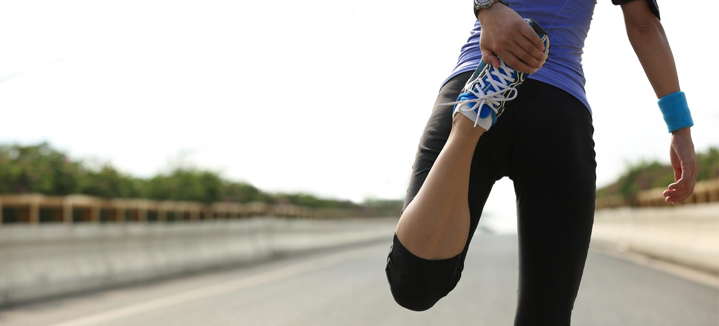 ​Stretches Series: How to Stretch Your Upper Legs