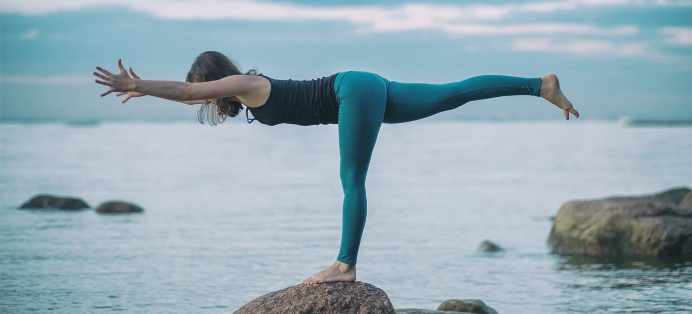 ​The Yoga Challenges to Test Your Strength