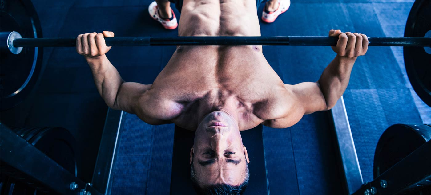 The 6 Move Chest and Triceps Workout