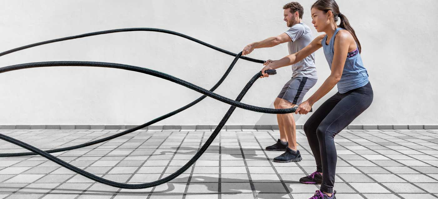 How to Master Battleropes & How They Work Your Body