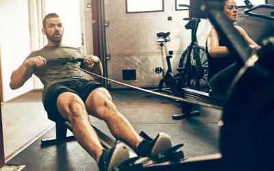 20 Minute HIIT Rowing Machine Workout