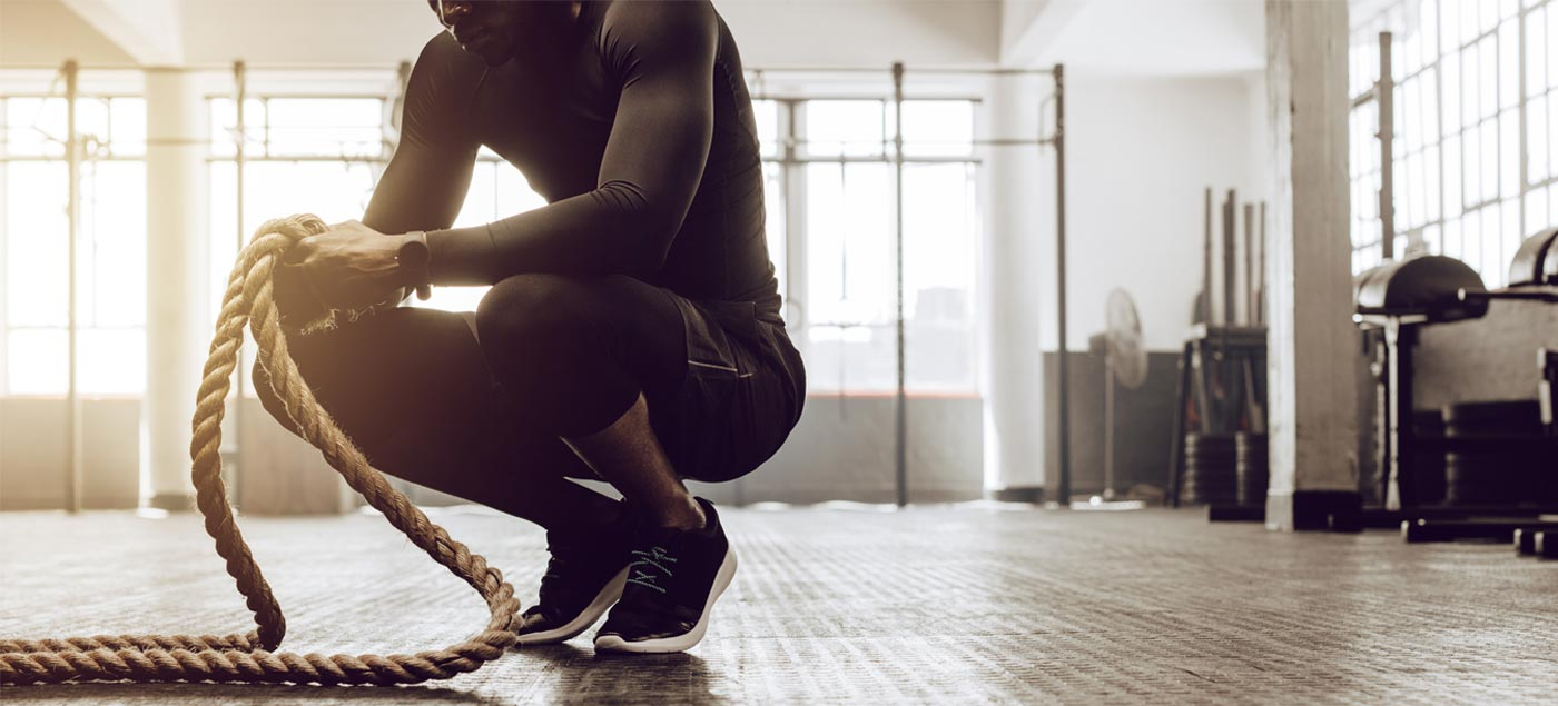 5 Move Battle Rope Workout