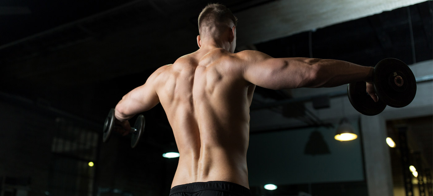 5 of the Best Exercises for Your Rear Delts