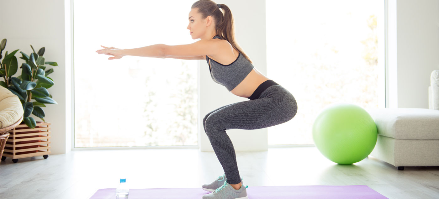 7 Bodyweight Leg and Lower Body Toning Exercises