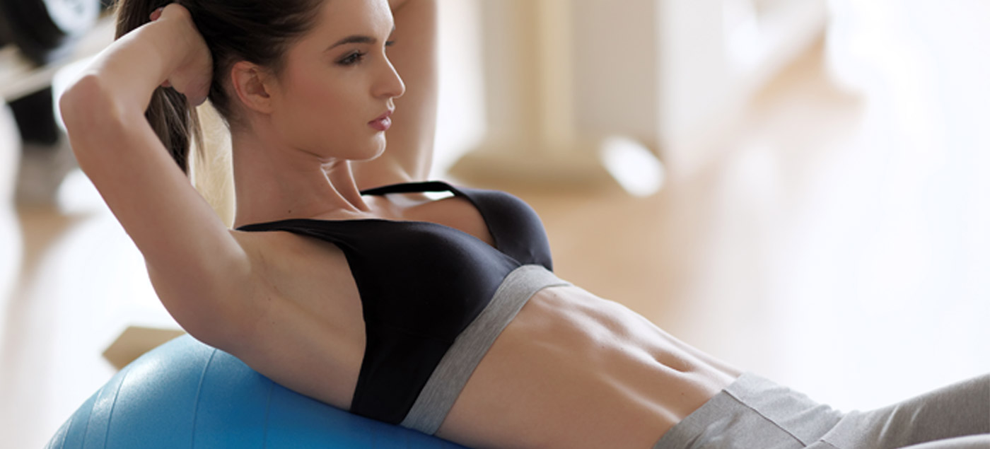 Ab Exercises That You Can do With an Exercise Ball