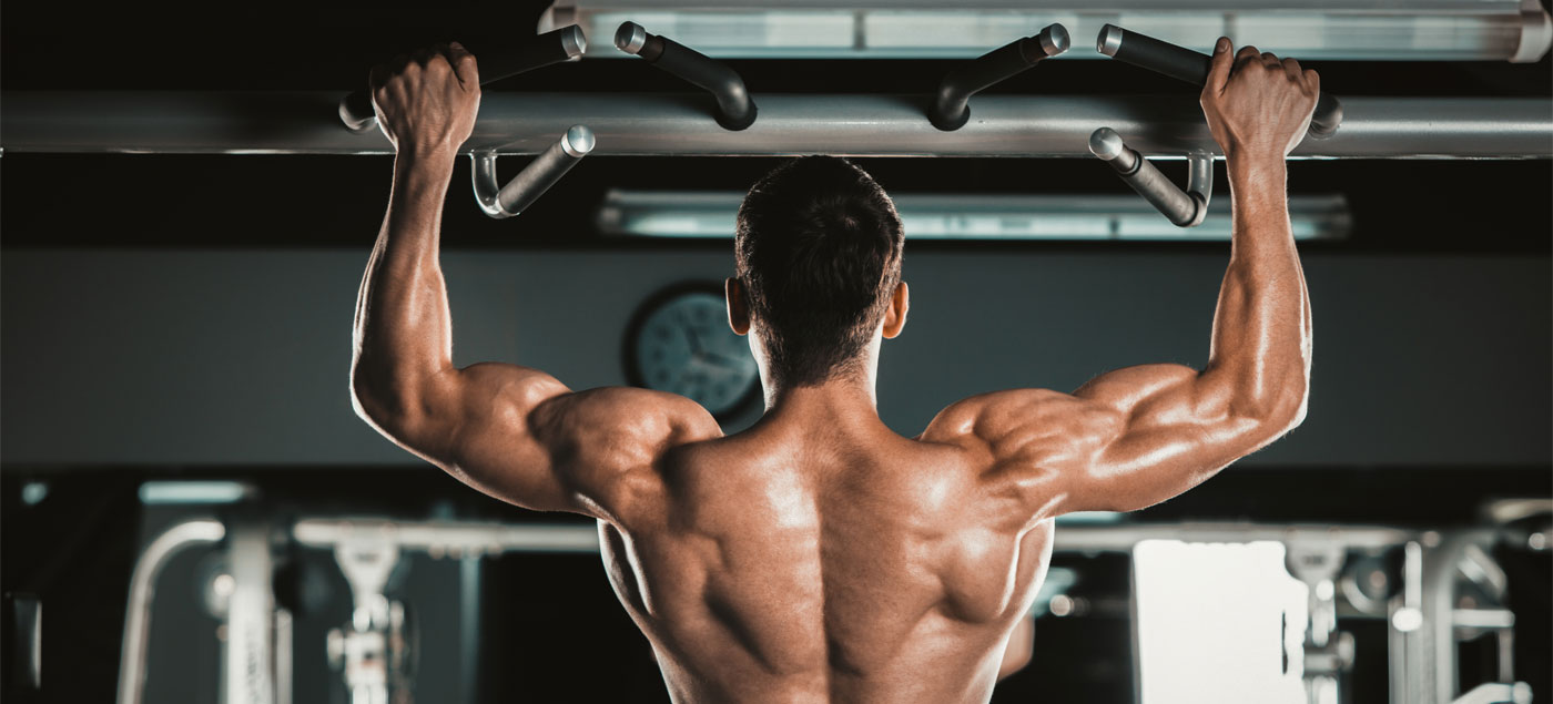 How to do Pull Ups the Way You're Supposed to