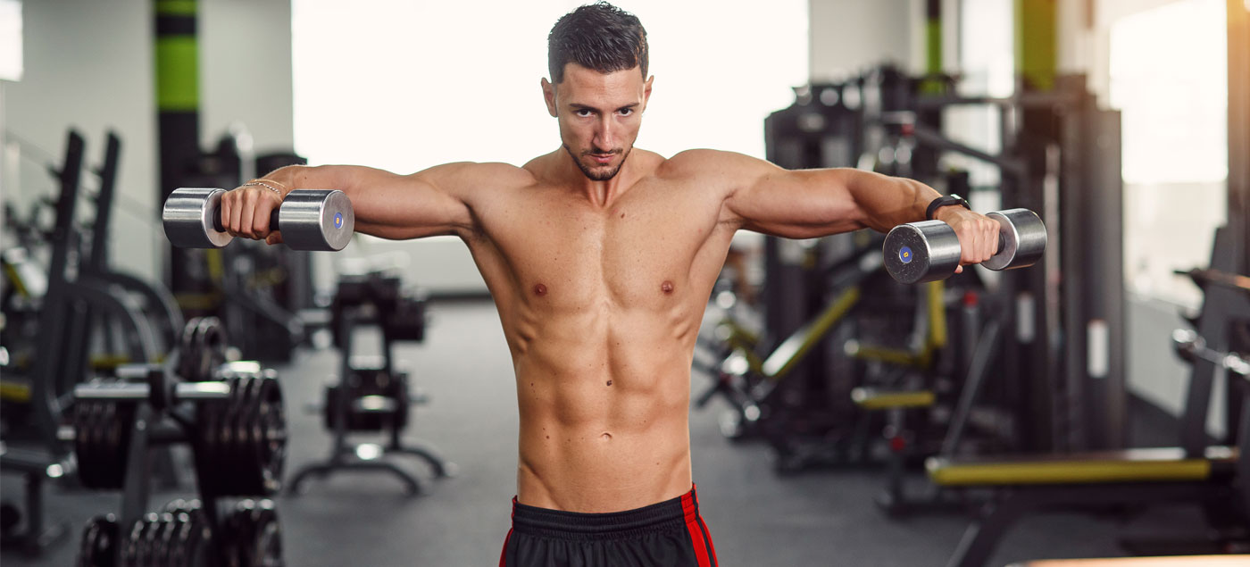 The 6 Move Shoulder Workout To Pack on Muscle