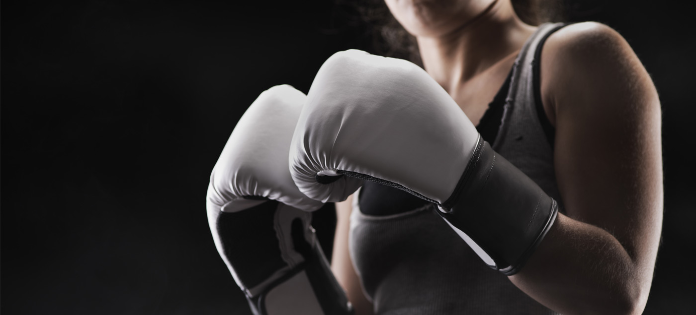Does boxing build your shoulders?