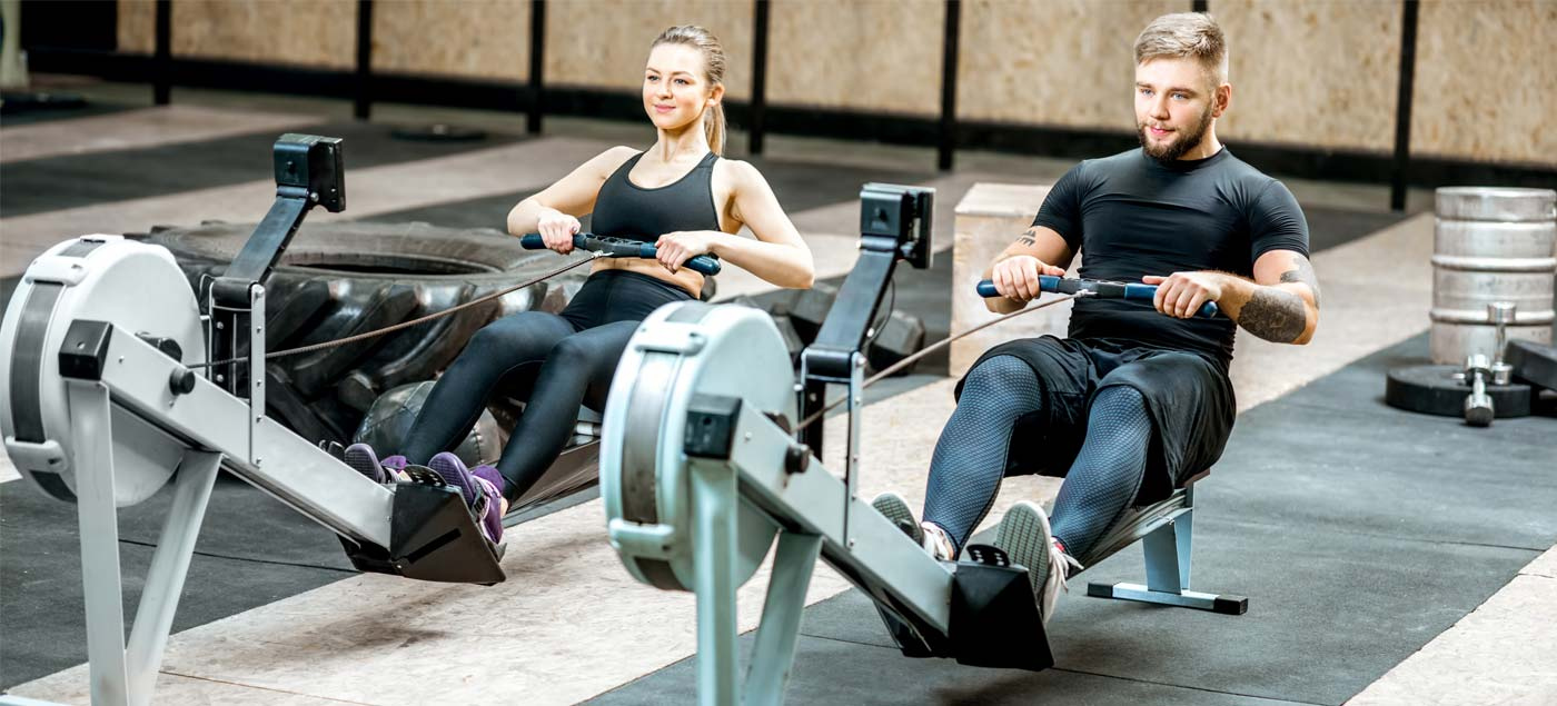 How A Rowing Machine Affects Fat Loss