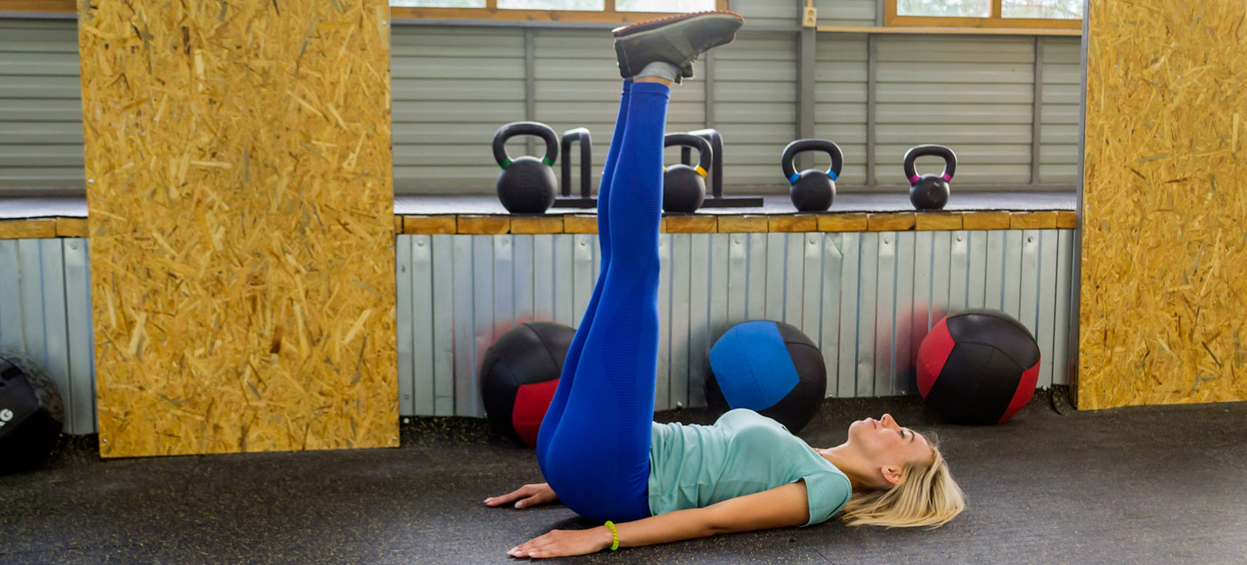 How You're Actually Supposed to do Leg Raises