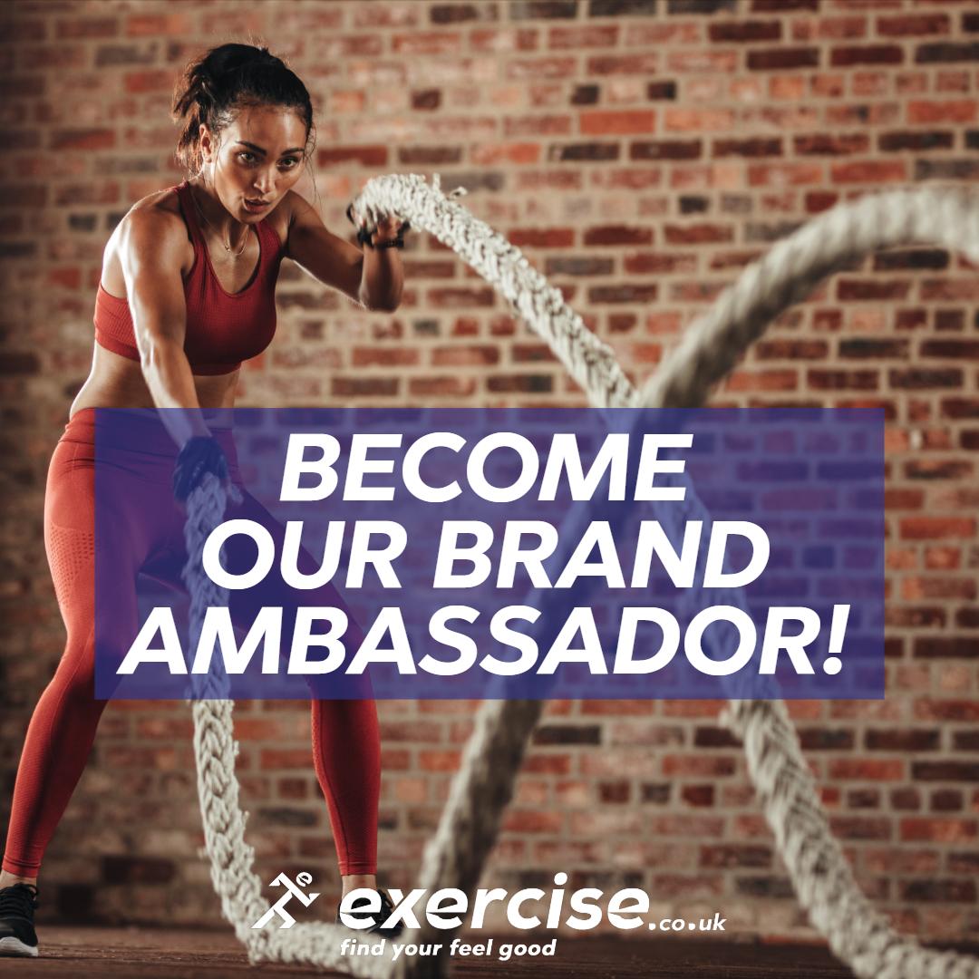 Become a brand ambassador