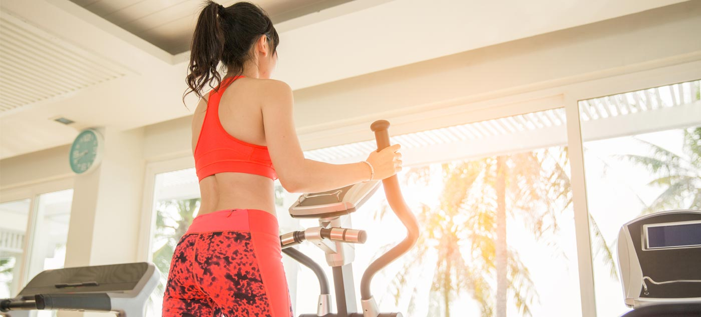How a Cross Trainer Helps with Running
