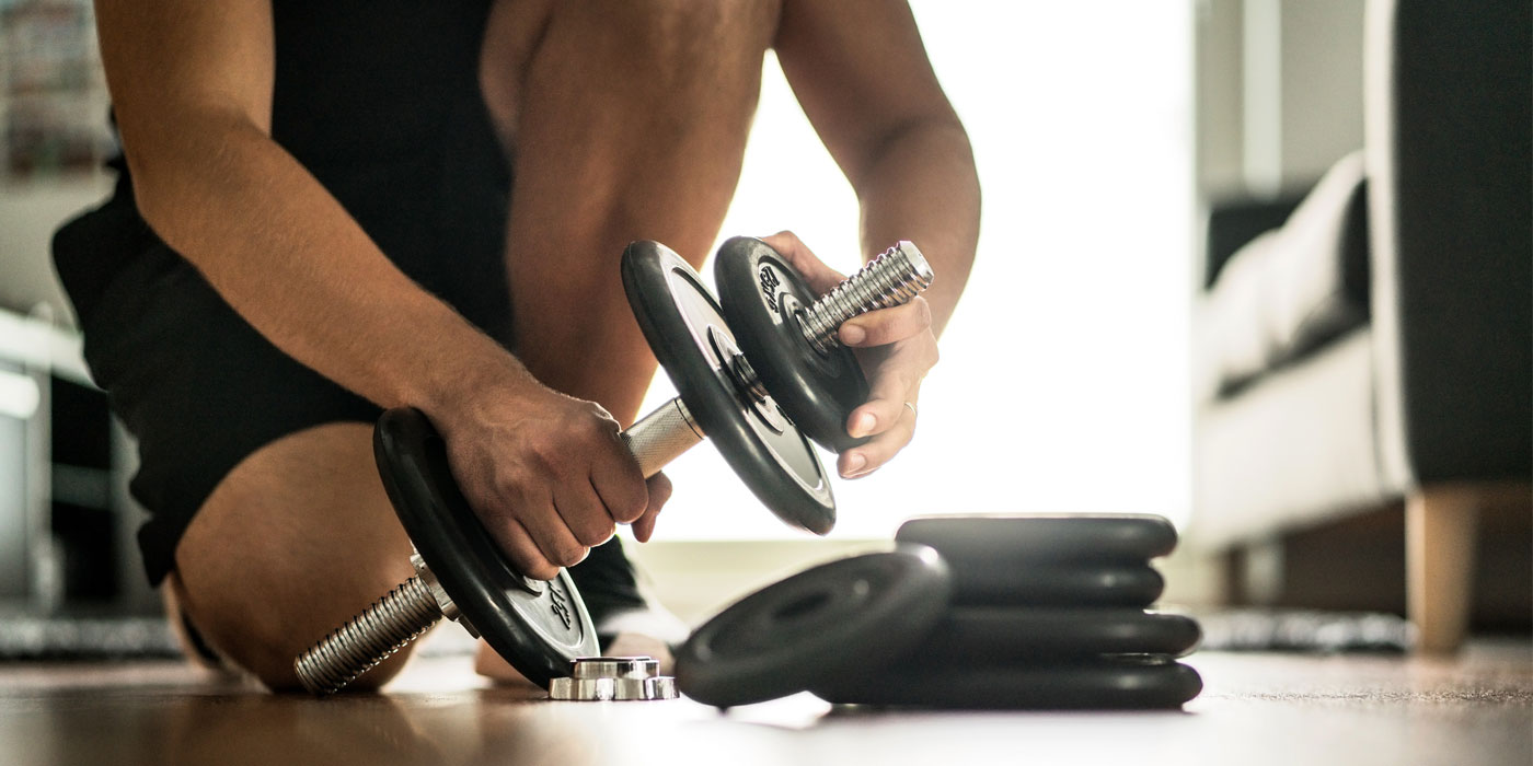 The Ultimate Beginners Dumbbell Workouts