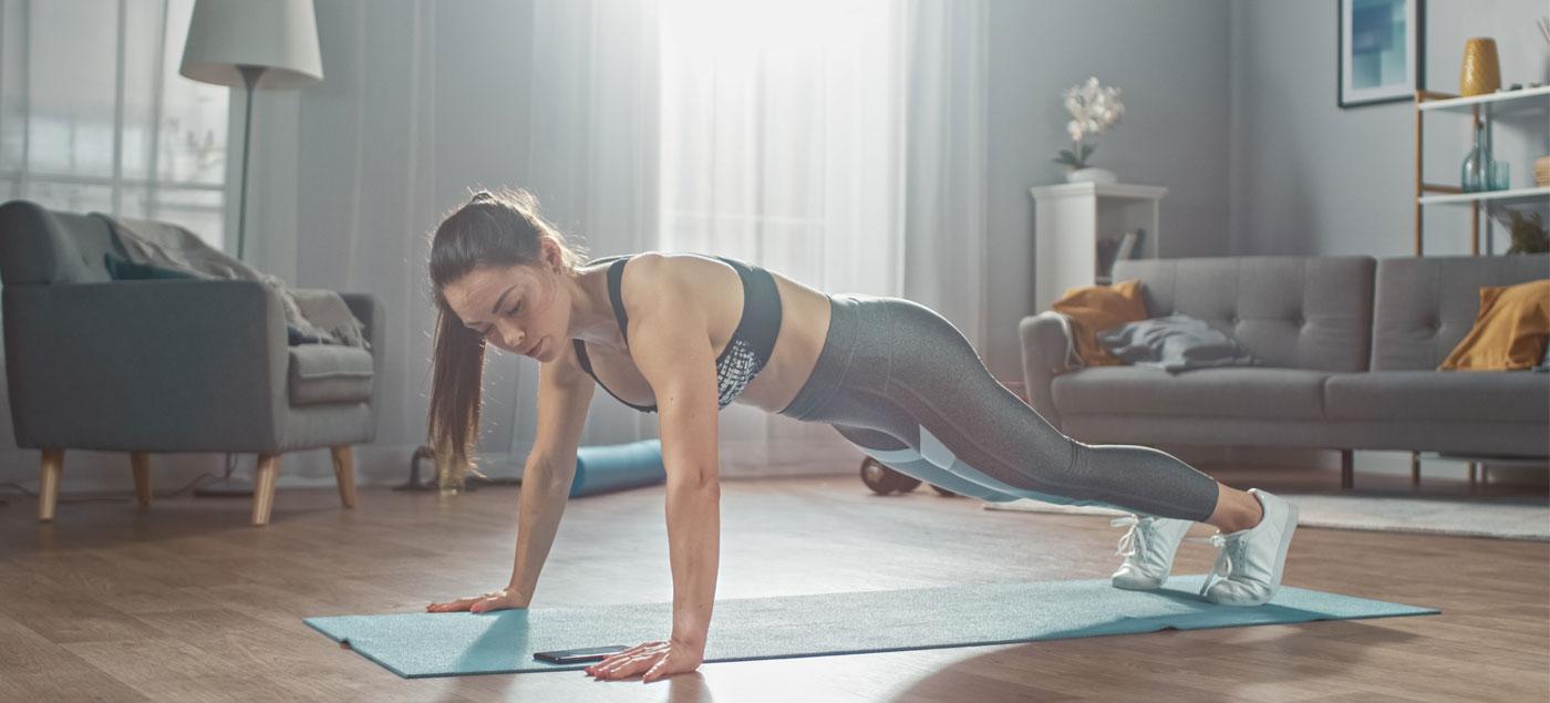 30 Day Fitness Challenge: Push-Ups