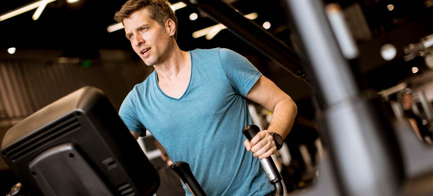 4 Week Cross Trainer Workout Plan
