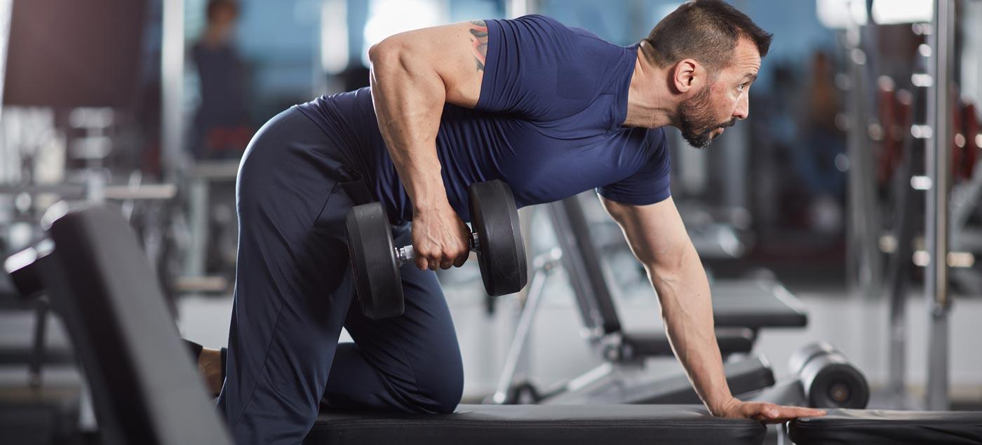 6 Week Weight Bench Workout Plan
