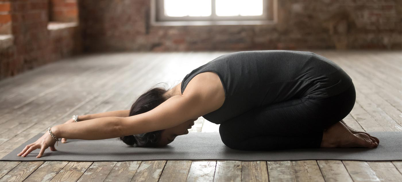 6 Useful Yoga Poses for Inflexible People