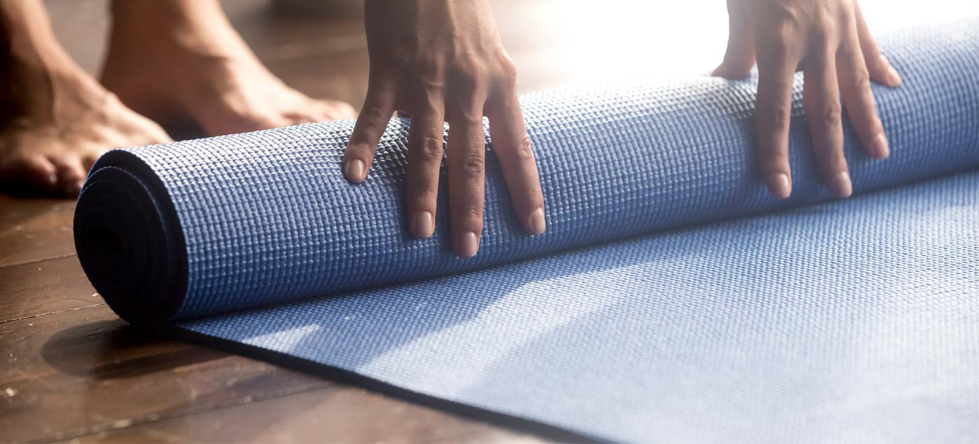Do You Really Need a Yoga Mat?