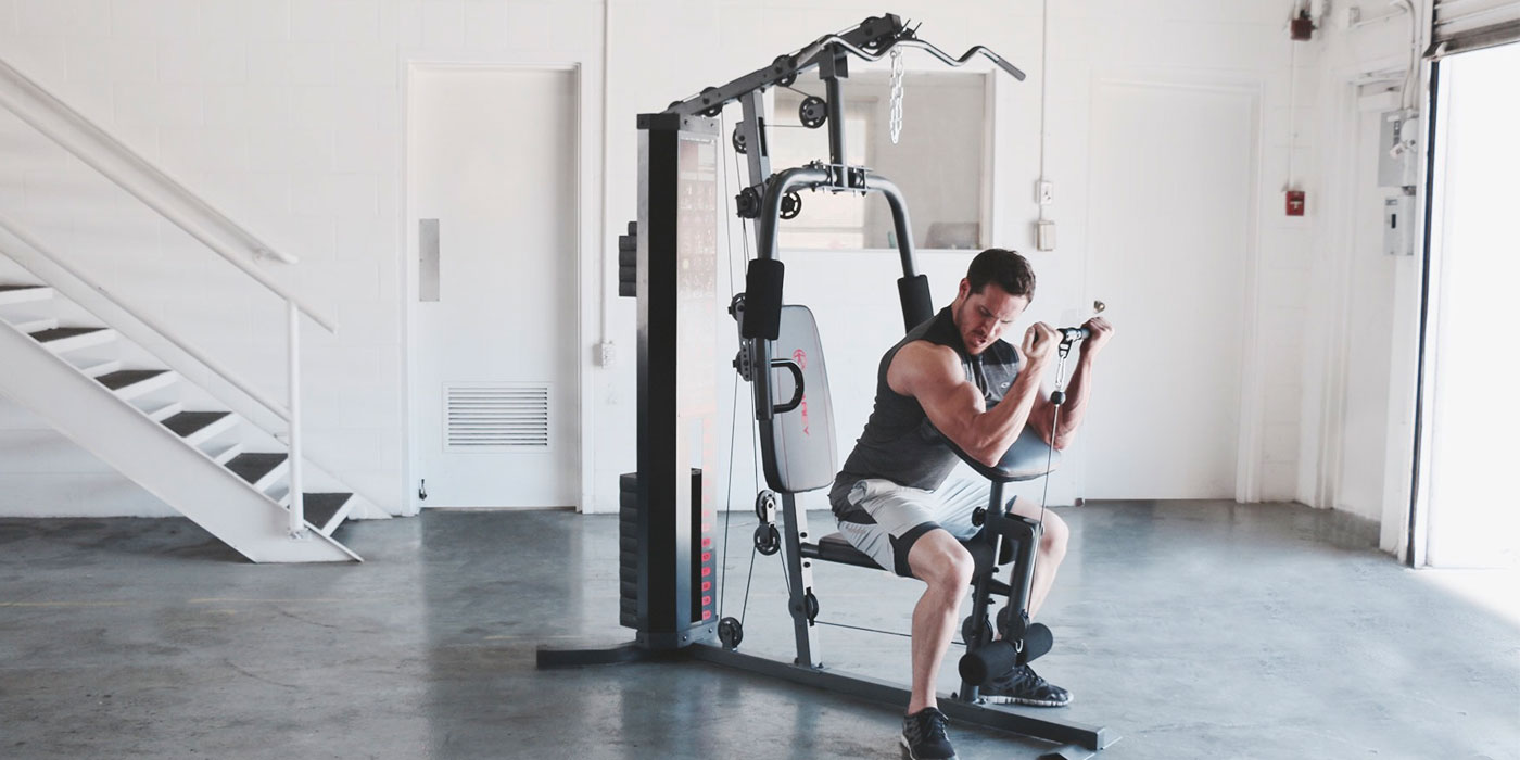 Multi Gym Workouts for Beginners