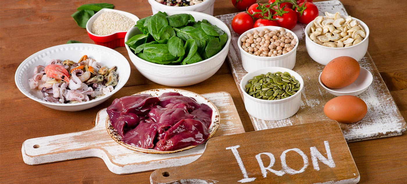 10 Awesome Foods That Are High in Iron