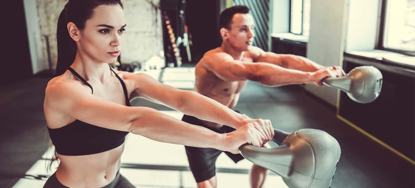 The 6 Week Kettlebell Workout Plan