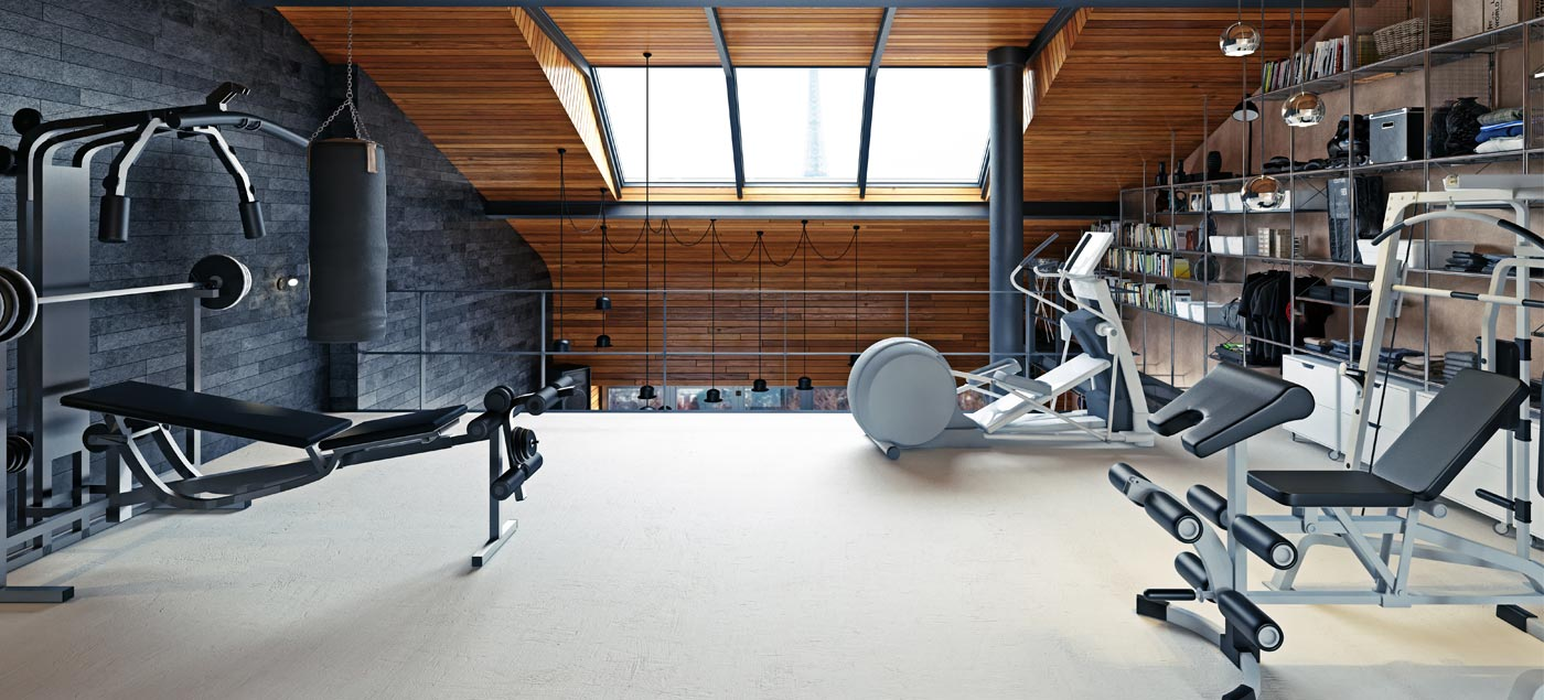 The Complete Guide to Building a Home Gym