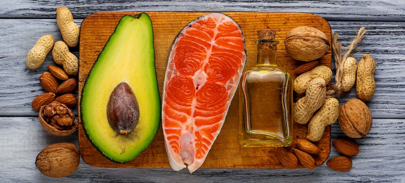 8 Foods High in Healthy Fats