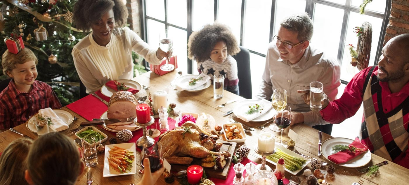 A Guide to Cooking a Healthier Christmas Dinner
