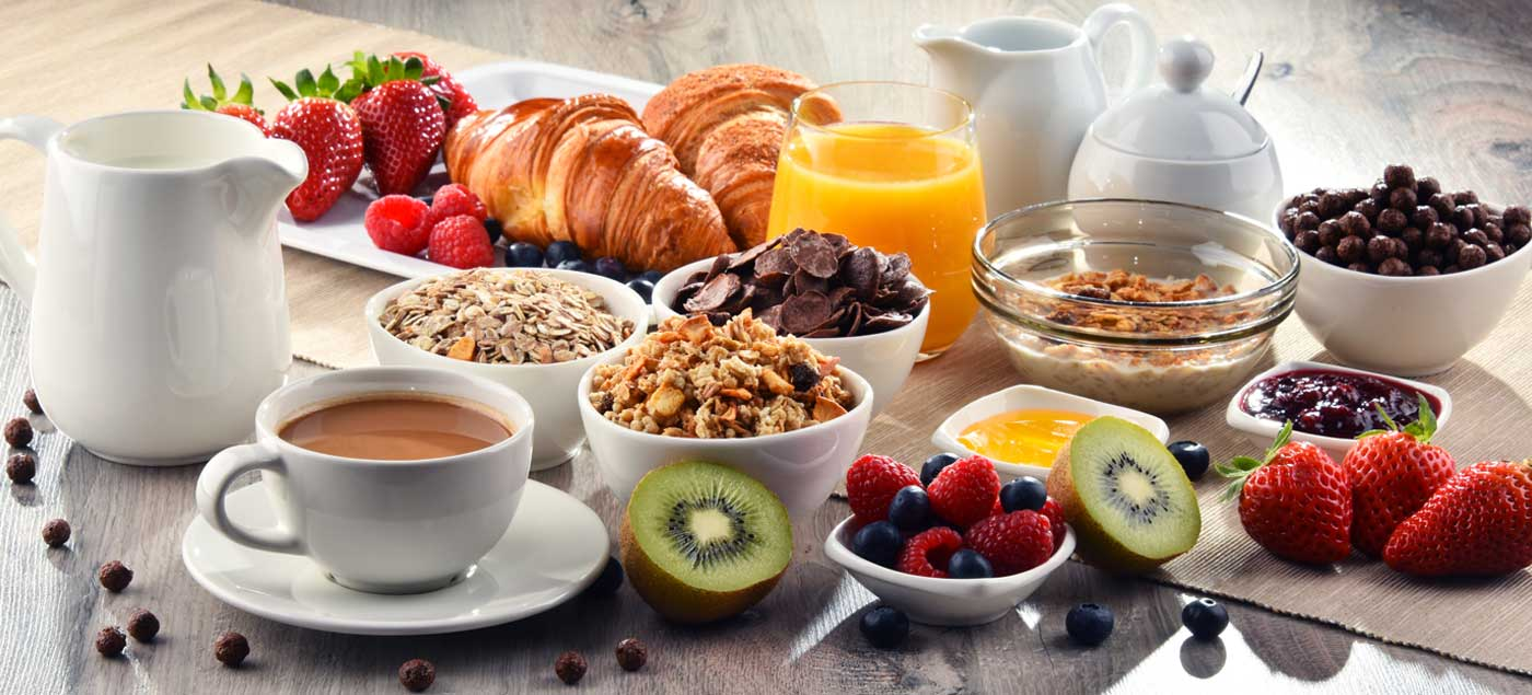 Healthy Breakfast Options to Help Your Fitness Goals