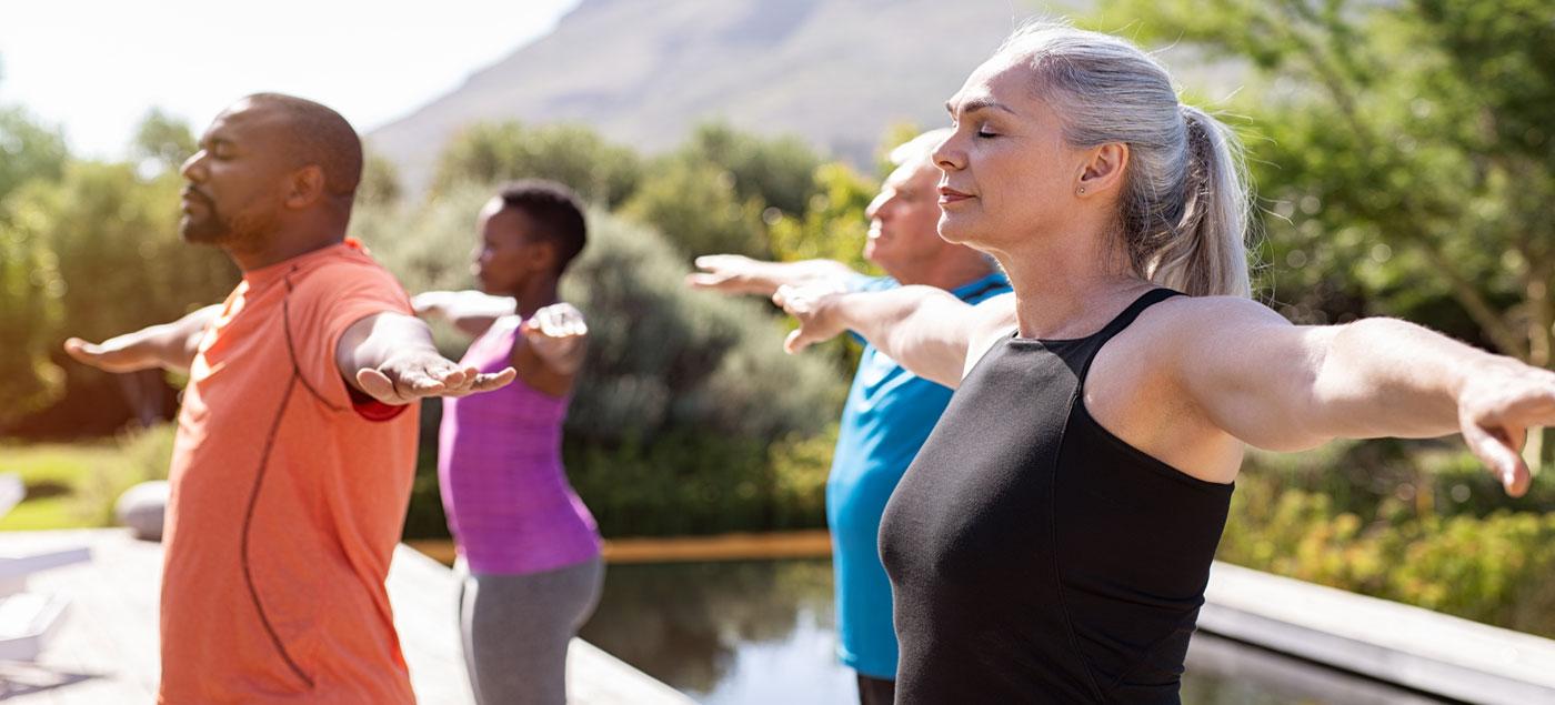The Fitness-Life Balance