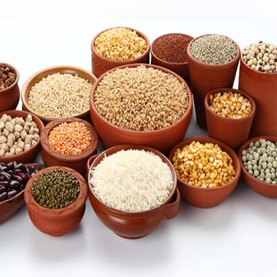 bags of pulses